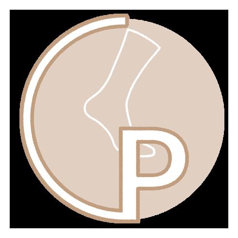 Medical, gumi nélküli zokni - világos szürke 39-40
