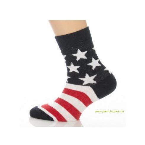 Gyerek zokni - USA 35-36