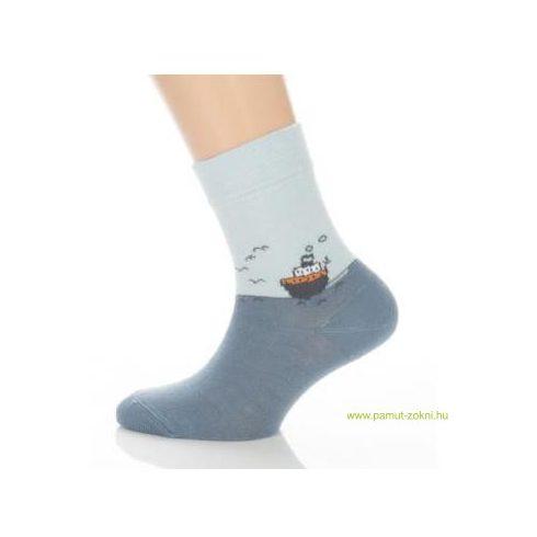 Gyerek zokni - Hajókás 31-32