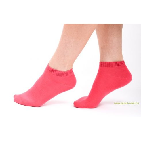 Titok pamut zokni 5 pár - rózsaszín 35-36